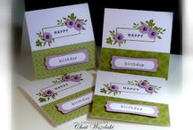 Card Sets Stampin Up