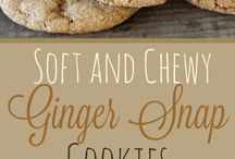 Ginger Sweets & Treats!!!