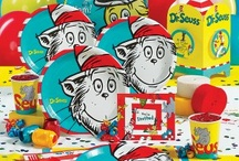 Dr. Seuss Party / by Frog Blossoms Linda :)