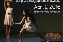 Performances at Colorado Conservatory of Dance