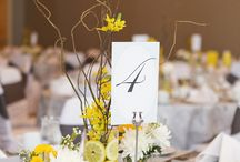 centrepiece wedding