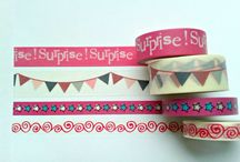 washi tape !!!