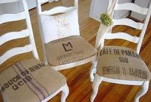 BurLaP FuN!! / Crafting ideas using burlap for all kinds of things. / by Tracey Singletary