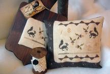 Cross-stitch <3 / by Debby Krzyston