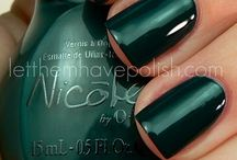 green nail art design tutorial & videos by nded / green nail art design tutorial & videos by nded