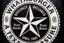 Texas Burgers / Food Travel Burgers