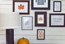 Fall Decorating Ideas / Fall home decor and interior design ideas