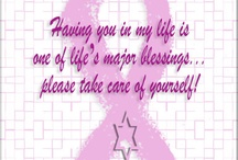Judaic Pink Ribbon eCards / by Say It With eCards Judaic Greetings - Jewish