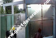 railing balkon & tangga / Melayani pembuatan & pemasangan produk railing kaca & stainless Kontak : 085811430611 - 081281140189 WA : 087878535337 PIN BB : C0013FA79