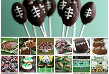Football Party Ideas / by Debbi Stroback