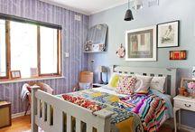Inside... bedrooms