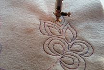 Free motion / Free motion quilting patterns