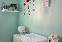 Homemade nursery ideas