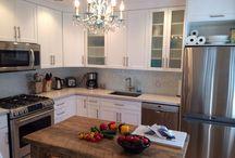 Kitchen Renovation Ideas / Small scale kitchen renovation Ideas for small kitchen updates
