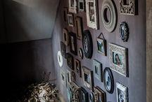Decoratie muur