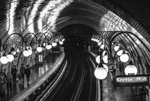Underground Paris / Paris/France