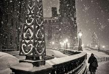 Le monde en blanc !  / Qu'on l'apprécie ou non. Qu'on la redoute ou non. Qu'on l'utilise ou non.... La neige reste une des aspects de la nature la plus magique à immortaliser !