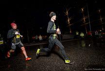 Night Running / Aurajoen Yöjuoksu |  2017 Turku, Finland | Aurajoki Night Run