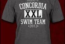 swim team tshirts