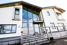 Domestic projects / Domestic projects using Idealcombi windows and doors. Get inspiration for your next #selfbuild project.