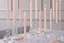 Colour Scheme: Soft Pink