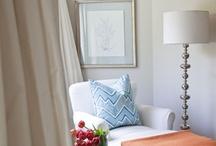 Master- Sitting Room  / by Vanessa (Mickey) Gregerson