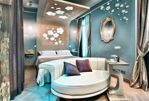 Posh rooms