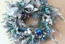 Wreaths/guirlandas