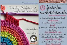 Crochet how to