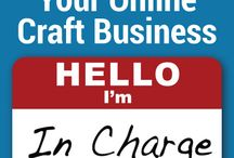 Hobby business info / Craft business