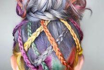 Hair design ideas for school