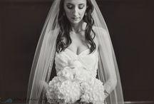 Bridals / Beautiful brides in their gorgeous wedding dress.