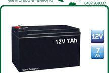 Batterie Euro Point / Ecco alcune delle batterie che trattiamo
