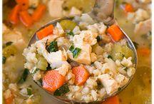 Fine soups