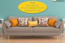 Decor Tips / Tips that you can't resist. #homedecor #decortips