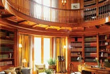 Library Wonders / Whether you're a bookworm or not, the library can be a great place to venture into once in a while. Here are some pins of some distinctive libraries.