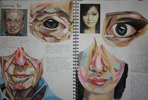 Sketchbook Ideas / by Rachel Moises