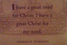 God/Christ/Spirit