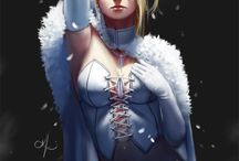 emma frost / White queen, X-man, and more