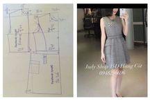 roupas com modelagem
