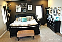 Master bedroom ideas / by Rhonda Rodriguez Johnson