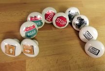 Diy kids dresser knobs using stickers
