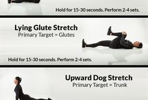 STATIC STRETCHES