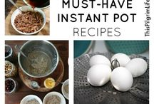 {Food} Instant Pot Recipes