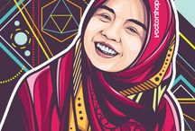 All Collections / All Rights Reserved  Copyright to : Belajar Vector & Vexel x Infinite Design Group  on facebook