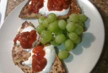 healthy recipes-me / by Michelle Mary