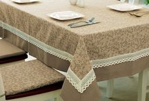 Toalha mesa e pano pratos