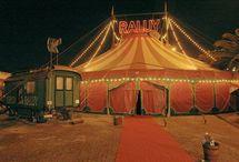 circus in vegas