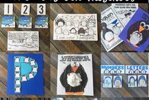 Kindergarten Winter / Kindergarten resources, activities and winter themed fun!