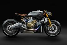Cafe Racers Motorcycles